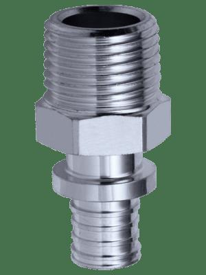 Переход надвижная гильза - наружная резьба maincor-30202101