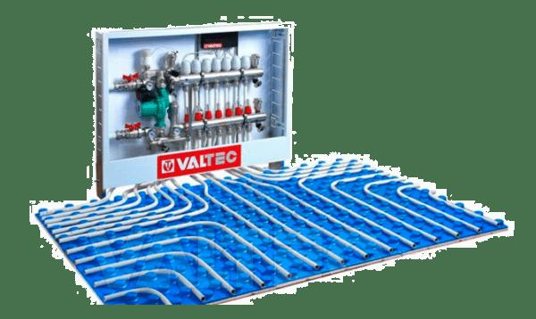 Valtec система для монтажа теплого пола