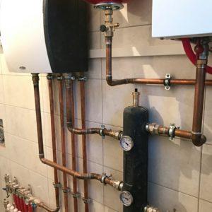 медные трубы для систем отопления и гвс KME 35 Германия