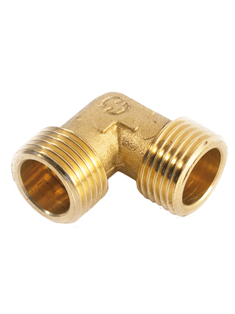 фитинг General Fittings колено НР-НР