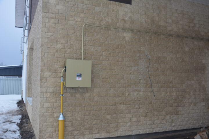 Монтаж газопровода частного дома