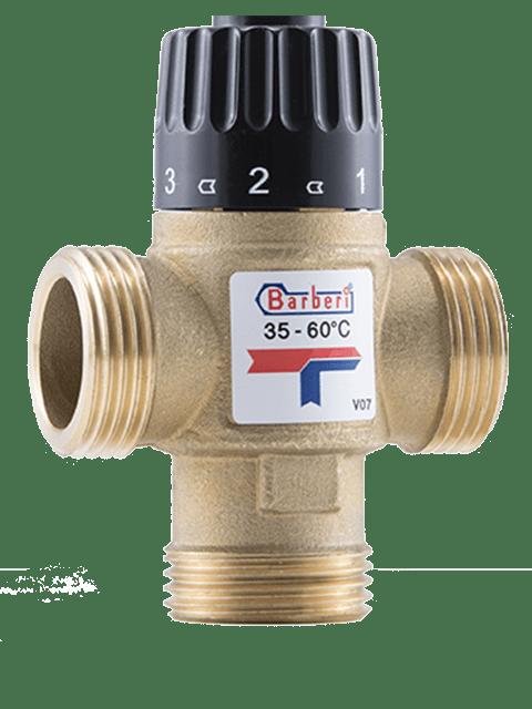 термостатический смесительный клапан Barberi арт.V070