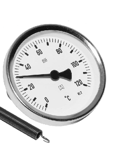 накладной термометр Afriso