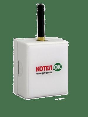 Управление котлом с телефона GSM котелок