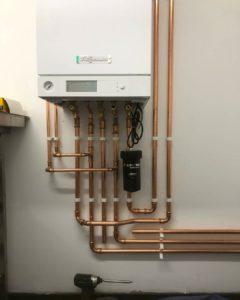 Медные фитинги для систем отопления и водоснабжения под пайку