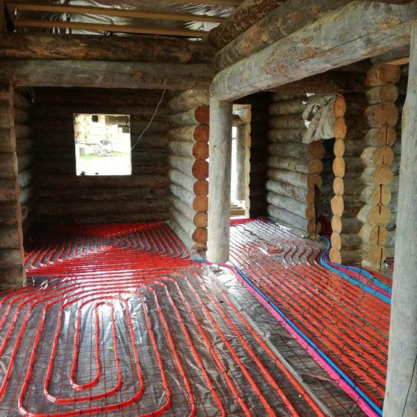 pro_klimat_монтаж отопления дома с системой теплых полов