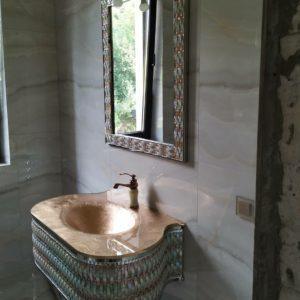 качественный монтаж сантехники в ванной комнате Минск