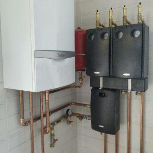 vasiliipalchekh_недорогое отопление дома газовым котлом Vaillant