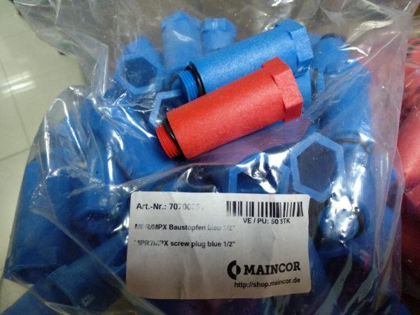 заглушка для водорозетки maincor