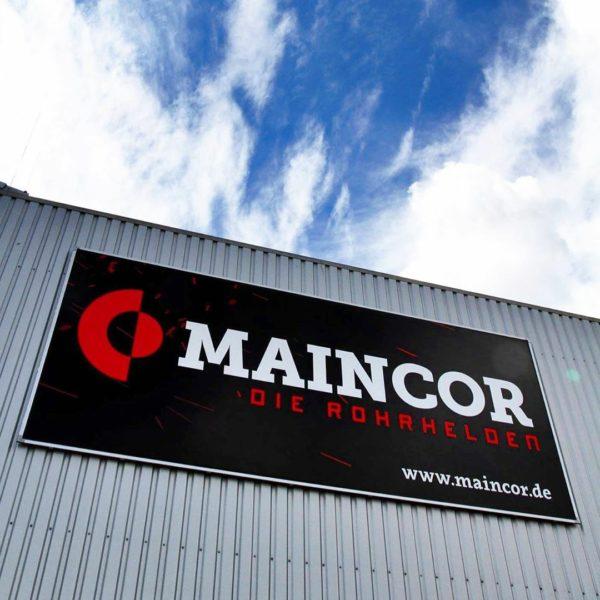 завод maincor в германии