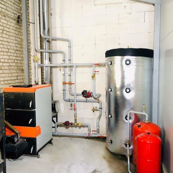 Дом котлов правильный монтаж систем отопления с твердотопливным котлом лесковка