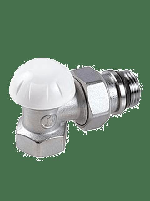 Угловой-запорный-кран-Giacomini-для-радиатора