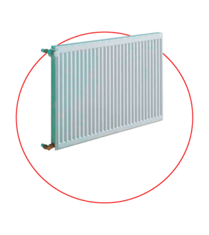 Стальные радиаторы с боковым подключением