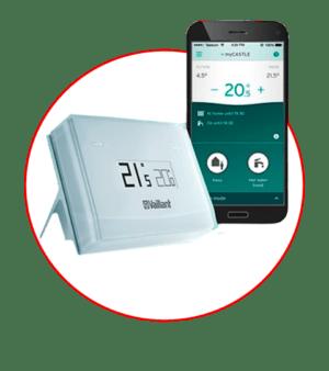 Управление котлом интернет и GSM