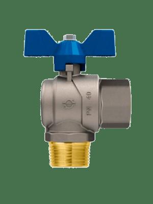 FIV-6772-Кран-угловой-с-ВН-синий