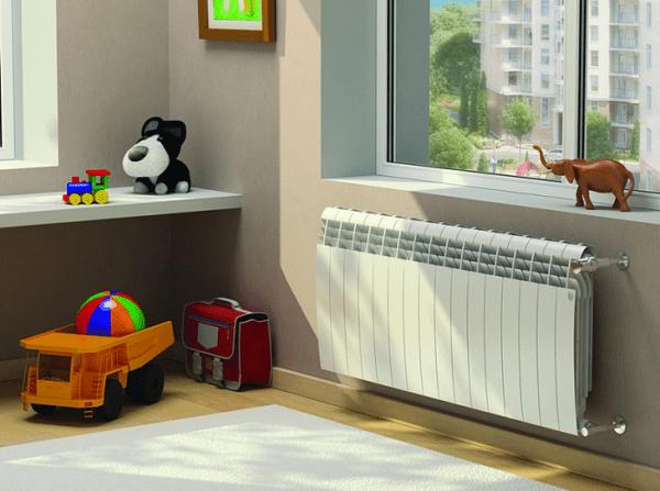 Радиатор Royal Thermo BiLiner 500 Bianco для отопления дома