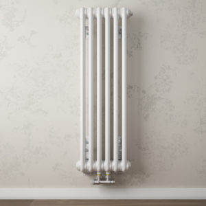 Радиатор стальной трубчатый arbonia 2075 в комнате