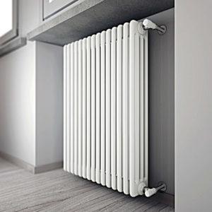 Радиатор стальной трубчатый arbonia 4060 в комнате