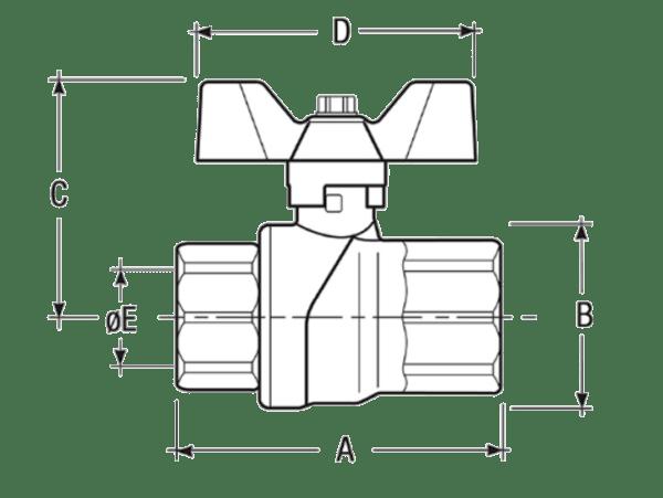 Размеры-шаровых-кранов-FIV-800010
