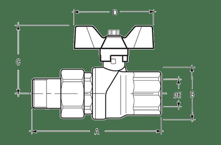 Размеры-шаровых-кранов-FIV-80005