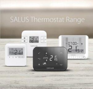 Комнатные термостаты SALUS SALUSCONTROLS