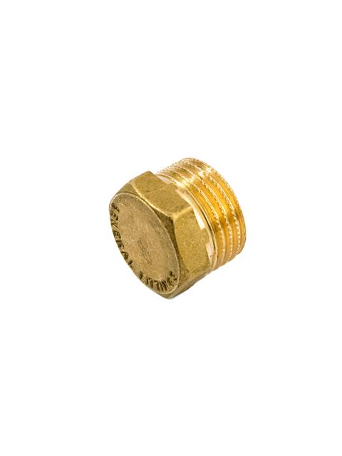 Фитинг итальянского производителя General Fittings - заглушка с наружной резьбой