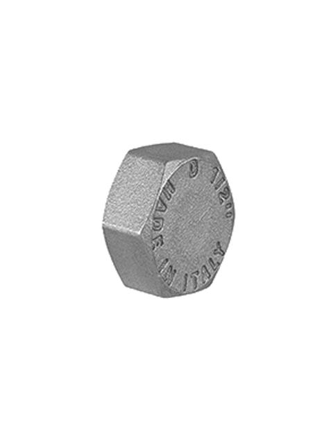 Пробка с внутренней резьбой латунная TDM Brass (Италия) арт. 107N
