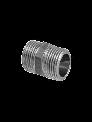 Ниппель никелированный итальянского производителя TDM Brass