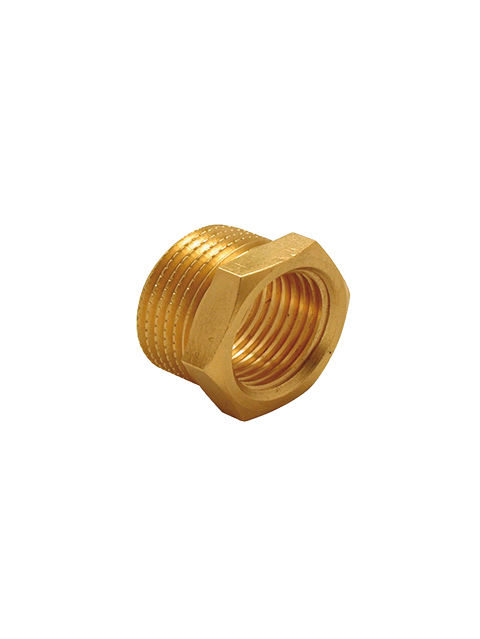 Футорка латунная торговой марки TDM Brass (Италия)