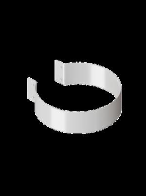 Хомут стальной диаметром 100 торговой марки KRATS арт H-01-04