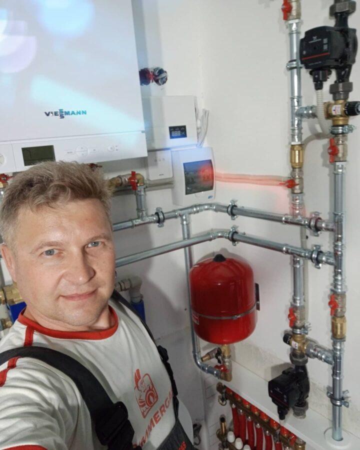 Дмитрий горенок монтаж систем отопления в Минске и беларусь