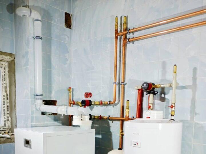 качественный монтаж отопления в Минской области