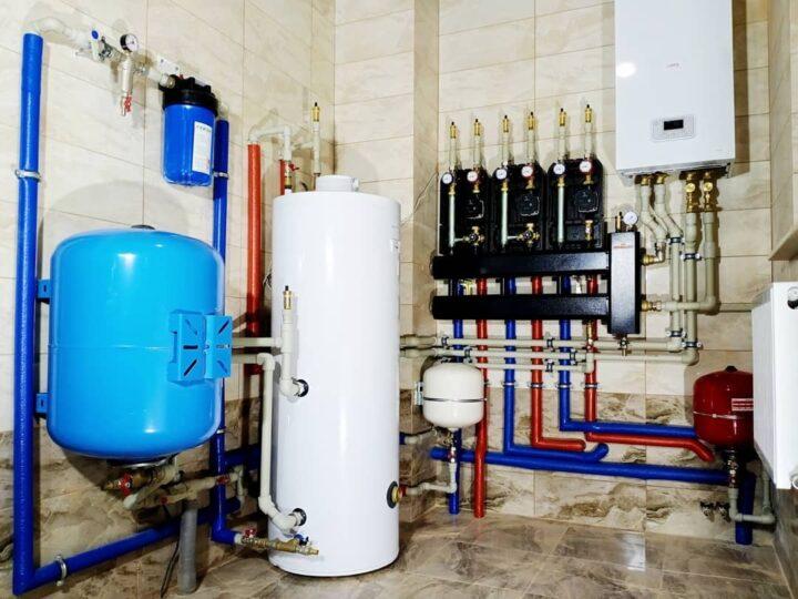 монтаж систем отопления в минске недорого и качественно