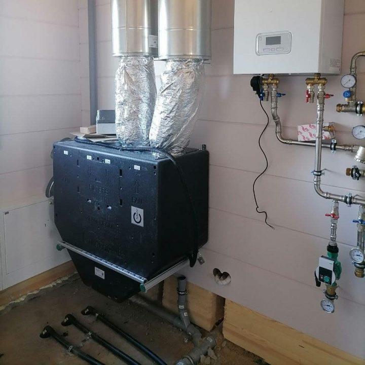 монтаж вентиляции в минске и минском районе